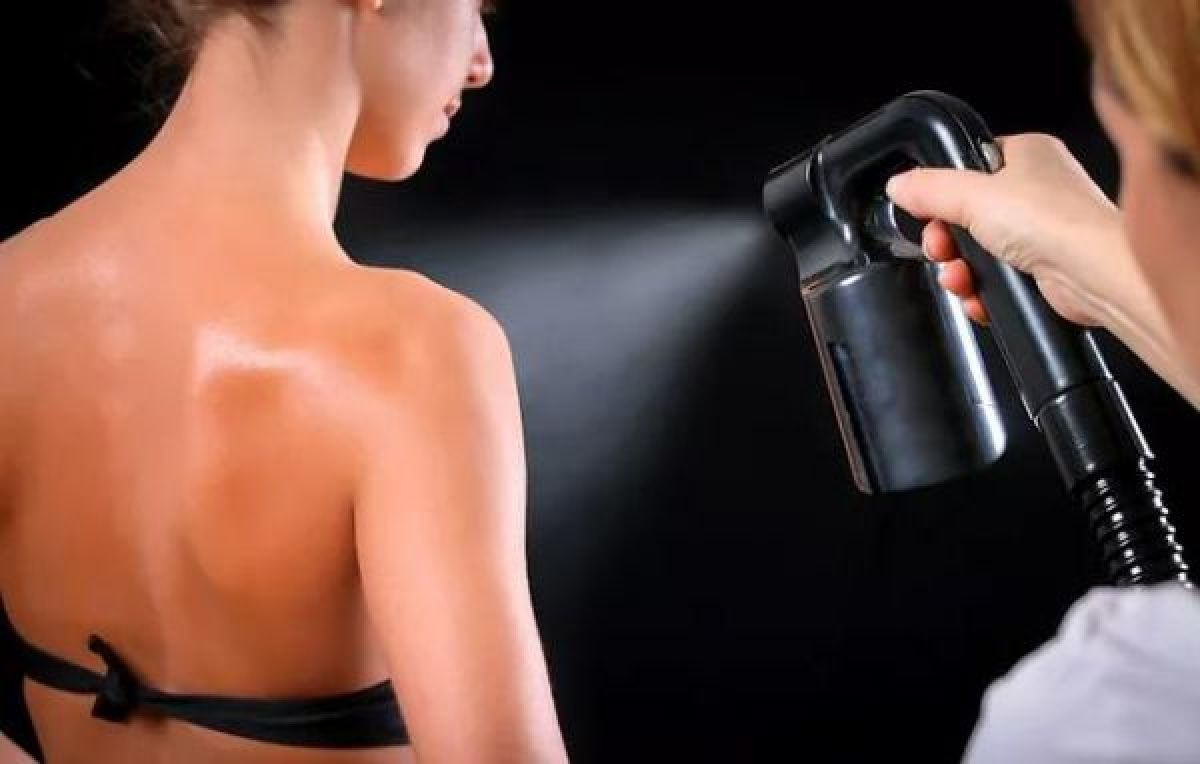 Formation spray tan à Limoges (87) Par Gaëlle - Estheca