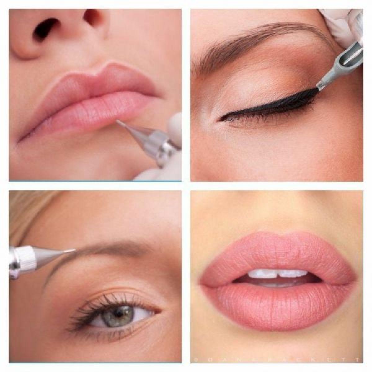 Maquillage permanent (Candy lips lèvres, sourcils) à Cannes (06) Par Sara - Estheca