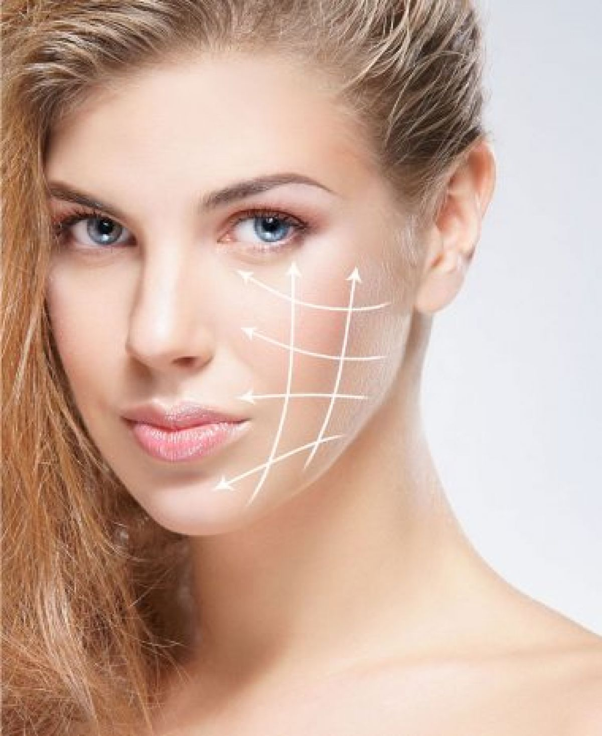 Remodelage du ovale du visage à Nice (06) Par Bruna - Estheca