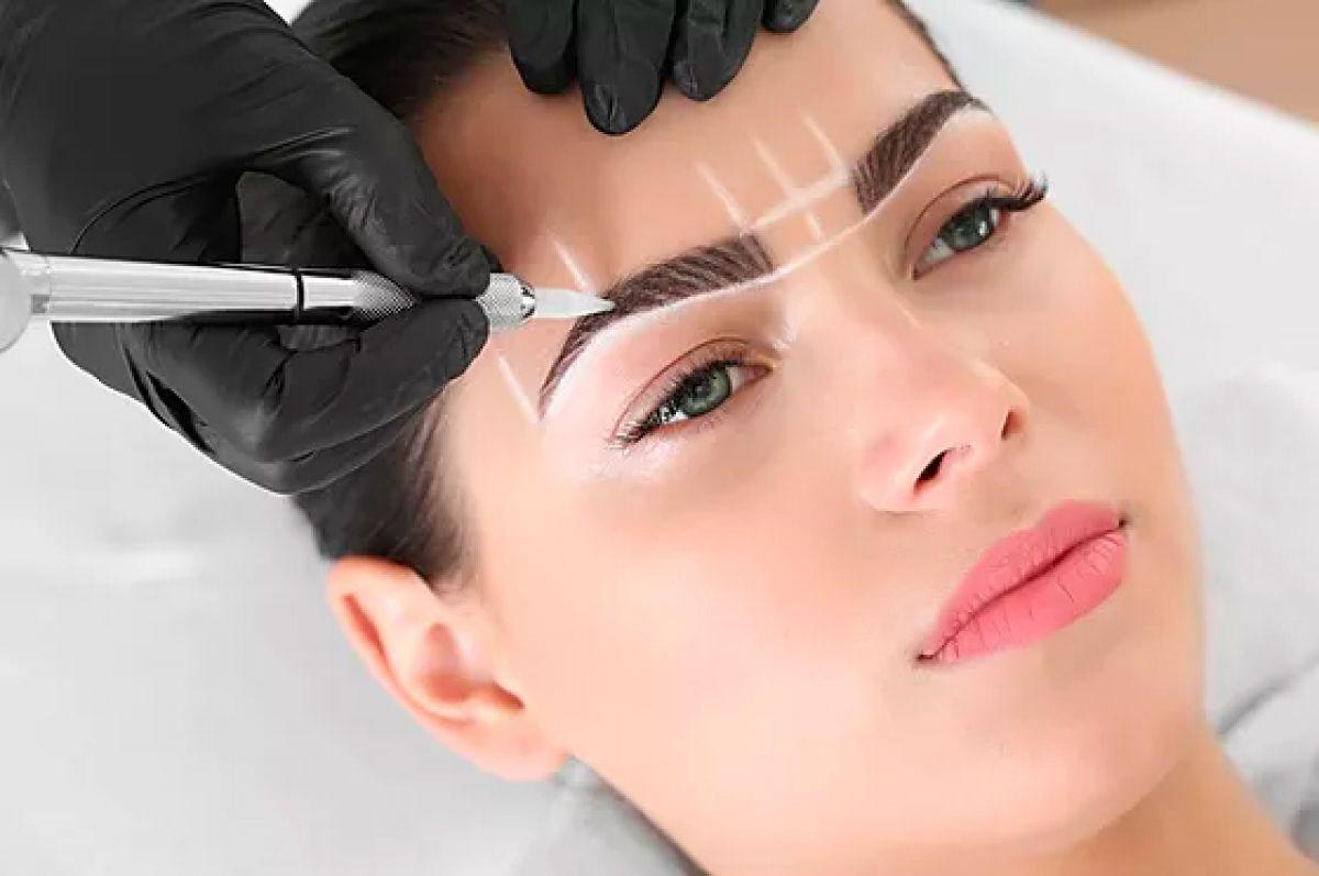 MicroShading, Maquillage permanent des sourcils à Angers (49) Par Léa - Estheca